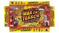 """""""Háború a Terrorizmus Ellen"""" - társasjáték az olajért"""