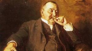 Mikszáth Kálmán (Benczúr Gyula festménye)