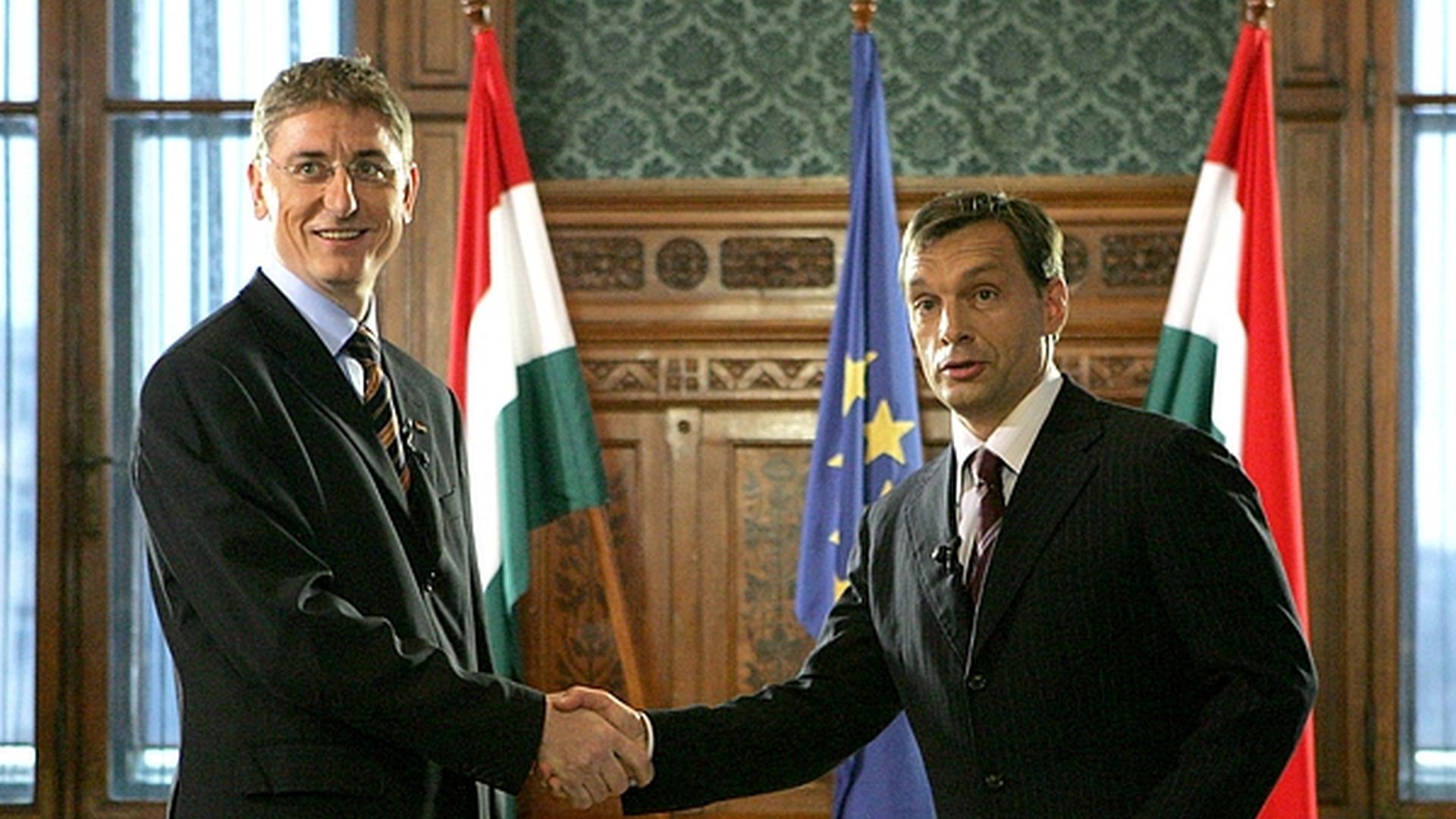 Gyurcsány Ferenc - Orbán Viktor