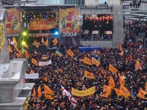 Narancsos-forradalom Ukrajnában (2004)