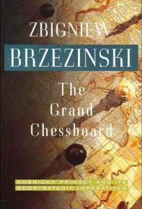 Zbigniew Brzezinski: A nagy sakktábla