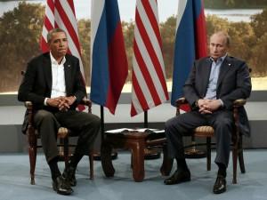Barack Obama és Vladimir Putin