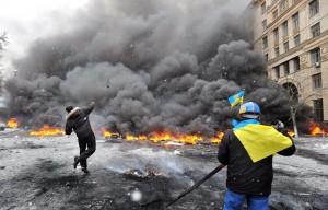 Ukrán felkelők