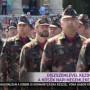Katonák a Tavaszi Szemlén